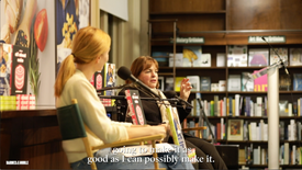 Barnes & Noble - Book Signing