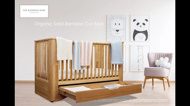 TBBC Organic Cot Bed Animation FINAL with Music