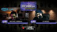 DDP Vradio Night - 21 JAN 2021 - Skype Call w The Irreverant Michael Ambeau