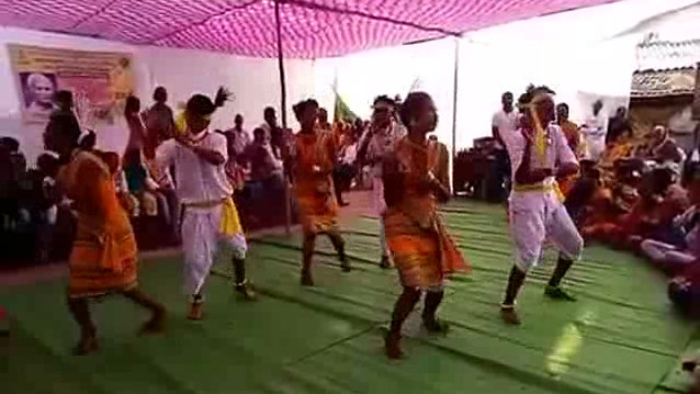 Gondi Dance