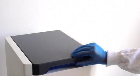 VIA Freeze Asymptote