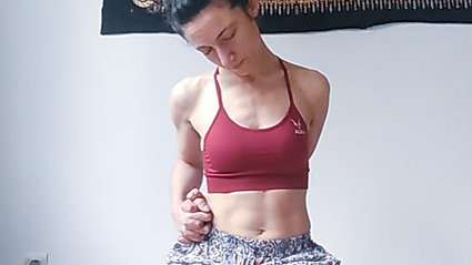 Yin Yoga practice - Neck and shoulders