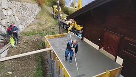 Construction Garage - La Tzoumaz