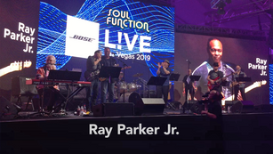 Ray Parker Jr. and Superstition