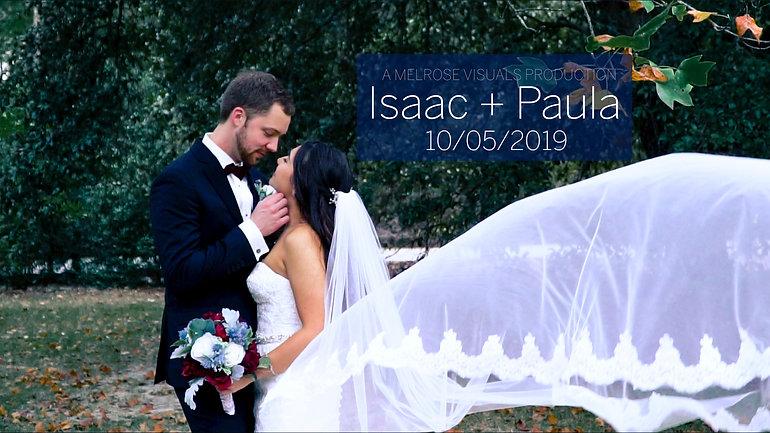 Isaac & Paula's Wedding Day Film