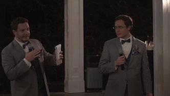 Isaac and Paula's Wedding Day Toasts