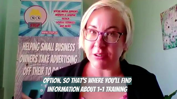 Kim social media training for website