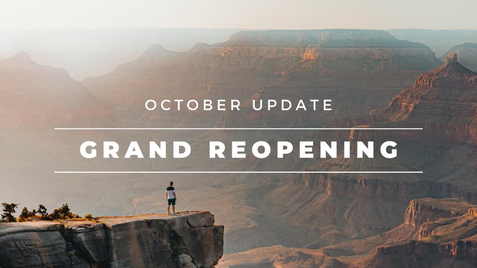 October 2020 MCA Update