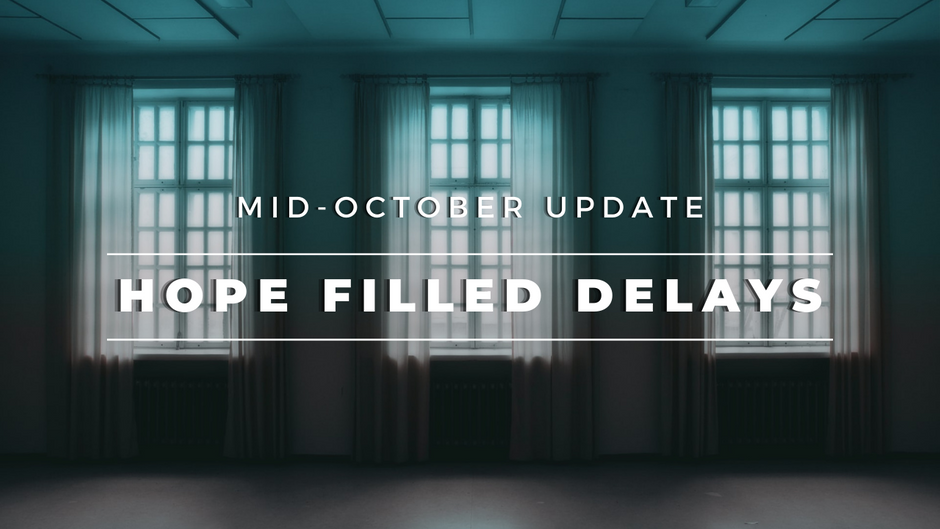 Recent Announcements Cause Delay! ¦ Mid-October 2020 MCA Update