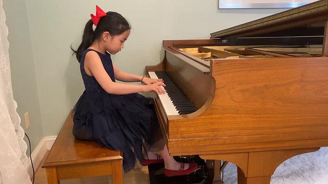 Angie Zhu, 7