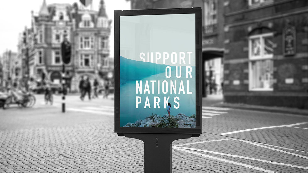 support national parks