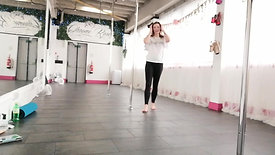 Pole Flow with Amy - Vol 1