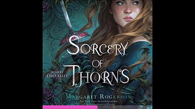 Sorcery of Thorns Audiobook