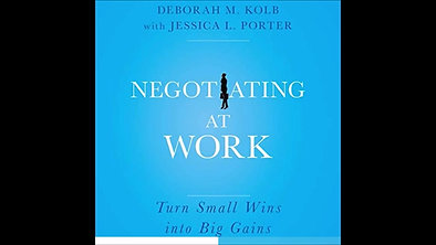 Negotiating At Work Audiobook