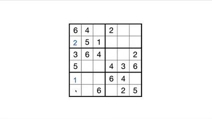 How to Solve a Sudoku Puzzle