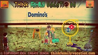think eShop- Domino pizza