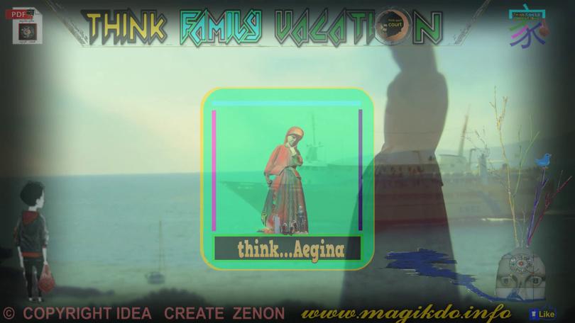think...Aegina