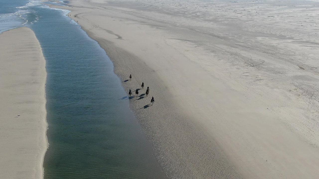 Strandausritt