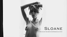 A Boudoir Secrets Experience with Sloane