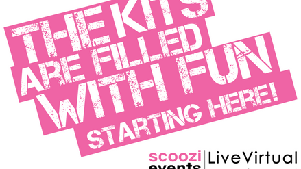 Scoozi Shipping!