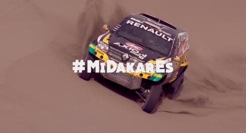 Renault #MiDakarEs