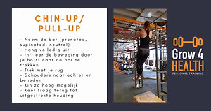 Chin-up/pull-up