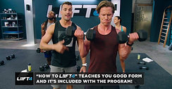 LIIFT4 Free Workout Preview