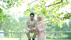 Majlis Pernikahan & Perkahwinan Syahid & Atikah by FES Studio