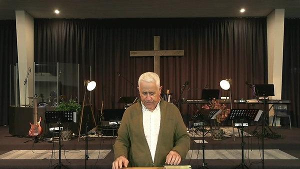 Sunday Service 8/11/20