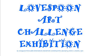 Lovespoon Art Challenge Exhibition 2020