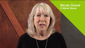Mentorat pour entrepreneurs - Témoignage de Nicole Gravel, mentorée