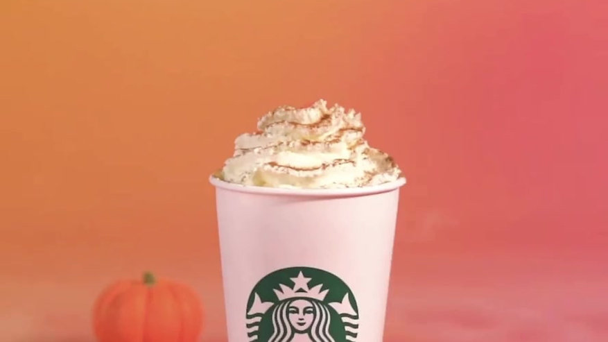 Starbucks PSL 2