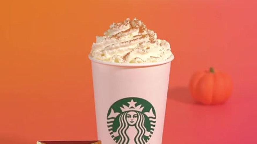Starbucks PSL 1