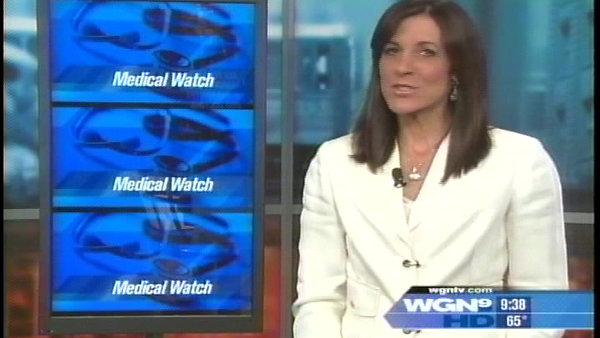 Isabelle Smith's Story WGN Chicago 9/3/09