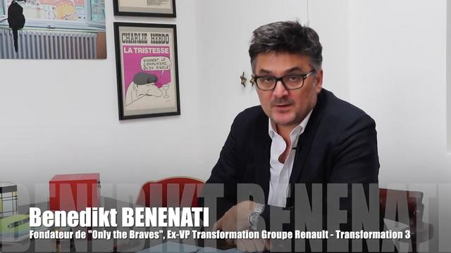 Benedikt Benenati - Transformation 2