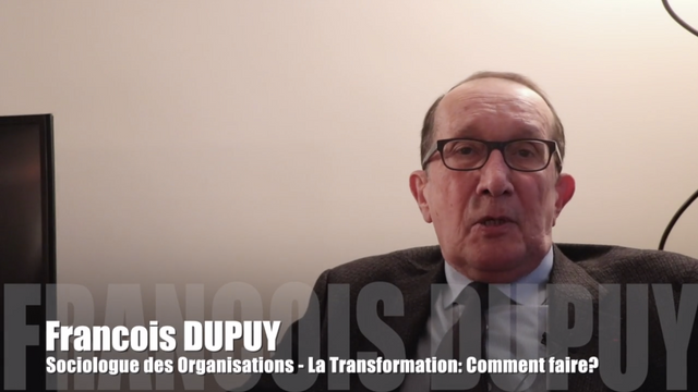 Dupuy on Transfo 3 - Comment Transformer (6')
