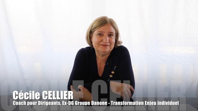 Cecile CELLIER Transformation Enjeu Individuel