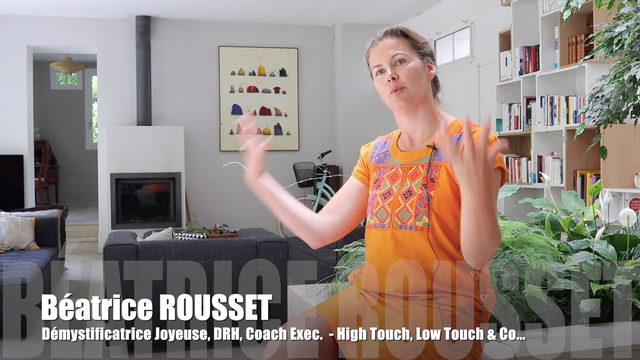 Demystificatrice 3 - High touch Low touch etc