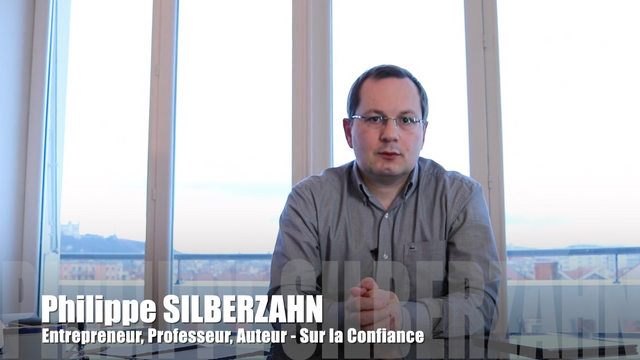 Silberzahn 5 Sur la Confiance