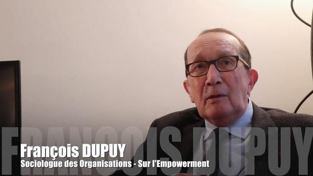 Dupuy 3 sur l'Empowerment