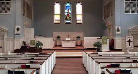 Christ the King Sunday Worship Service Live Stream