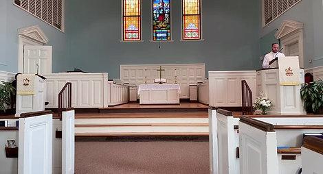 April 18th Worship Service