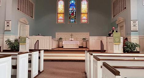November 8th Live Stream Worship Service