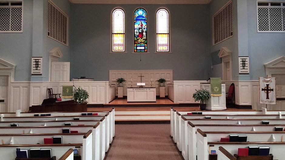 Live Stream Worship Service