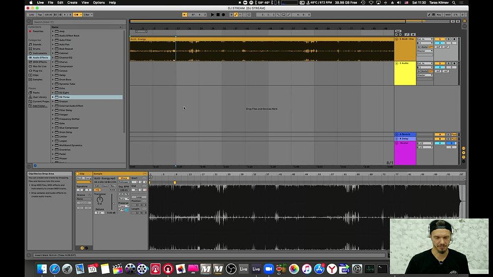 DJ STREAM demo 2