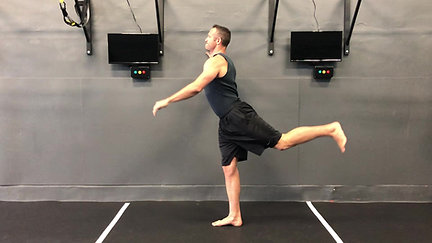 Side Leg Swings