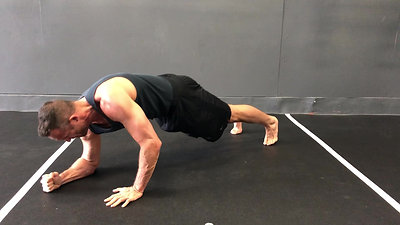 High-Low Plank
