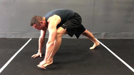 Runner Triangle Stretch