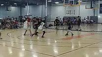 HOOP Hawks Freshman Sophomore 8-12-18 Game Action ]
