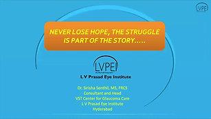 9 - Sirisha Senthil - Never lose hope! Struggle is part of the story